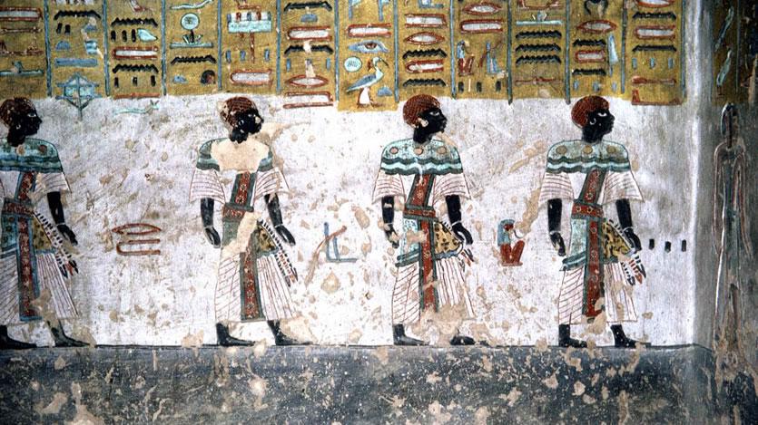 Porque a história do Egito Antigo é tão crucial para o povo negro ?