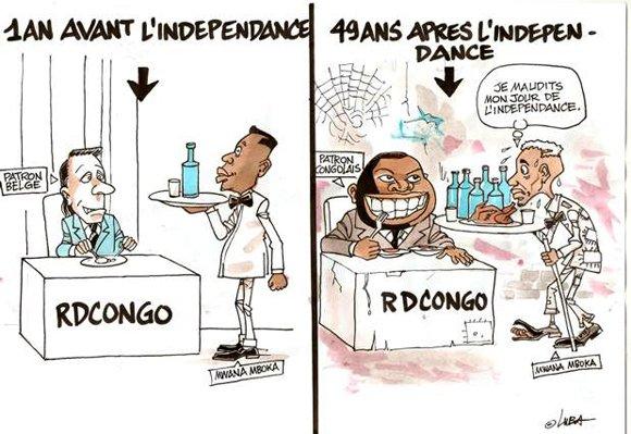 Patron congolais
