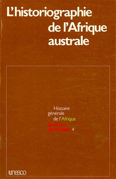 Etudes et documents: Histoire générale de l'Afrique, volume IV