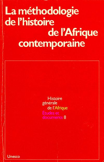 Etudes et documents: Histoire générale de l'Afrique, volume VIII