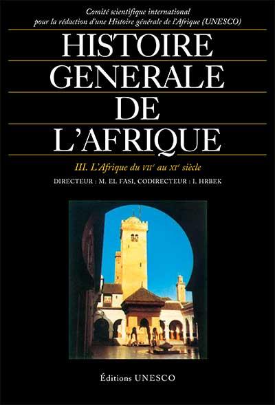Histoire générale de l'Afrique, volume III