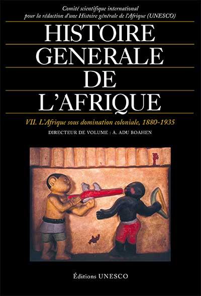 Histoire générale de l'Afrique, volume VII