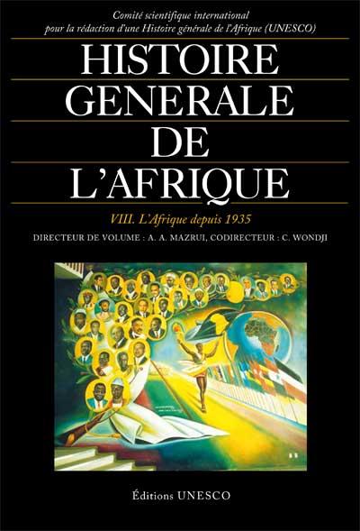 Histoire générale de l'Afrique, volume VIII