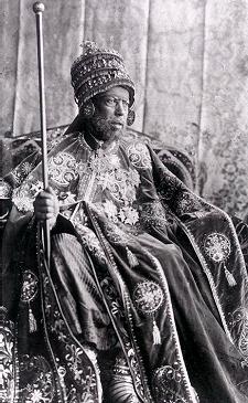 Zewditou Ire, reine des rois (negusse negest) dÉthiopie